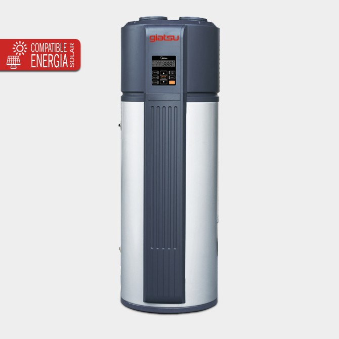 Acum. aerotérmico 300 litros RDN3F1