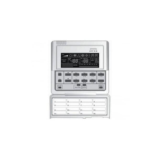 Control cableado CE50-24/E